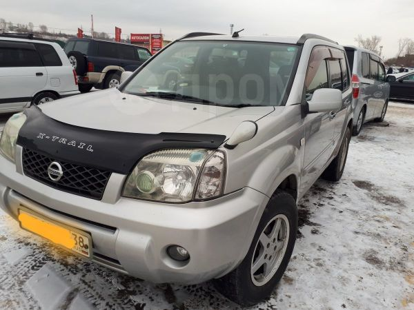 Nissan X-Trail, 2004 год, 495 000 руб.