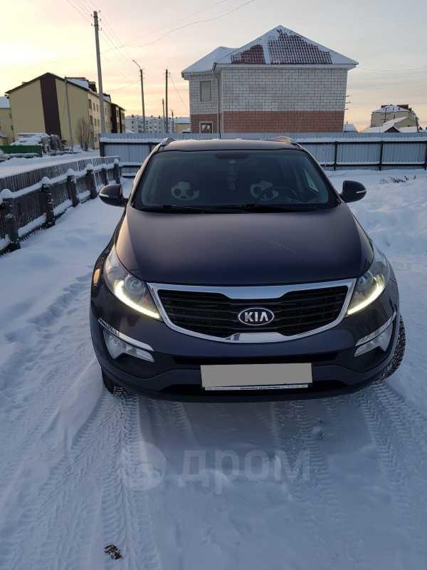 Kia Sportage, 2013 год, 810 000 руб.