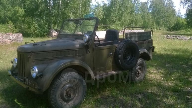 ГАЗ 69, 1966 год, 37 000 руб.