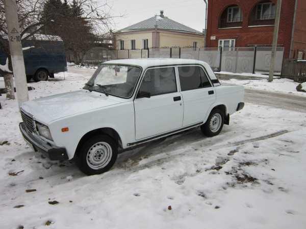 Лада 2107, 2009 год, 98 000 руб.