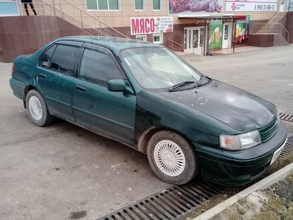 Toyota Corsa, 1994 год, 120 000 руб.