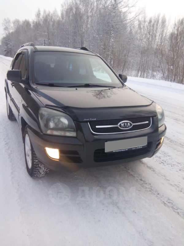 Kia Sportage, 2008 год, 600 000 руб.