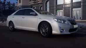 Благовещенск Toyota Camry 2012