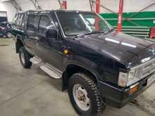 Омск Datsun 1991