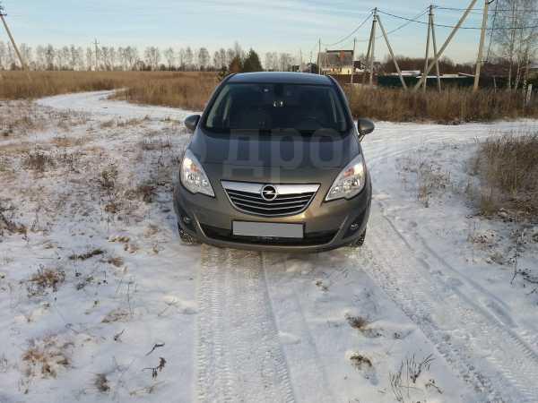 Opel Meriva, 2012 год, 525 000 руб.