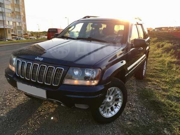 Jeep Grand Cherokee, 2002 год, 520 000 руб.