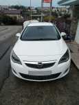 Opel Astra, 2010 год, 590 000 руб.