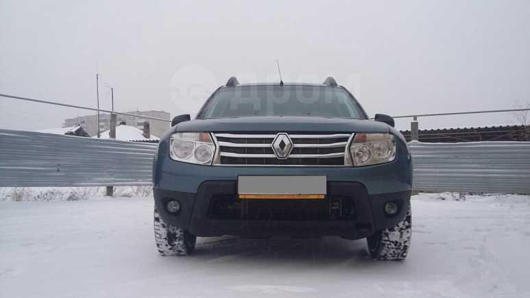 Renault Duster, 2012 год, 547 000 руб.