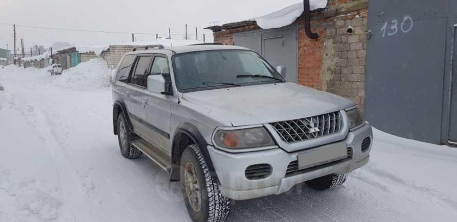 Mitsubishi Montero Sport, 2001 год, 380 000 руб.