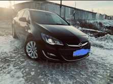 Новый Уренгой Astra 2012