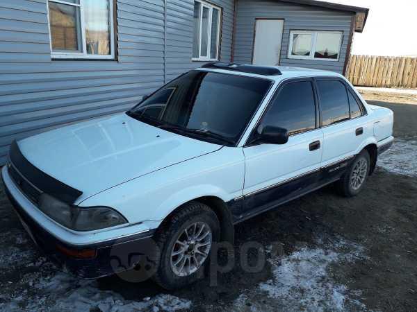 Toyota Corolla, 1987 год, 100 000 руб.