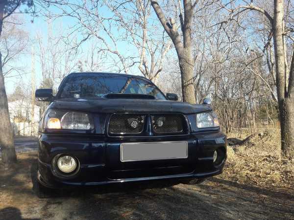 Subaru Forester, 2004 год, 635 000 руб.