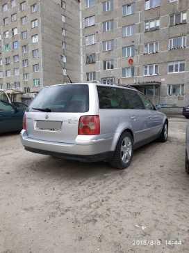 Ноябрьск Passat 2001