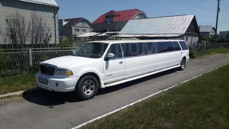 Lincoln Navigator, 2000 год, 345 000 руб.