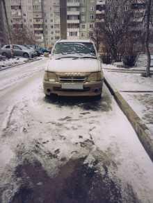 Красноярск Pyzar 1998