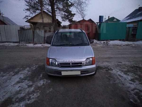 Daihatsu Pyzar, 1997 год, 150 000 руб.