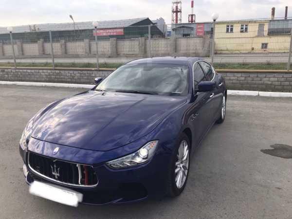 Maserati Ghibli, 2014 год, 2 290 000 руб.