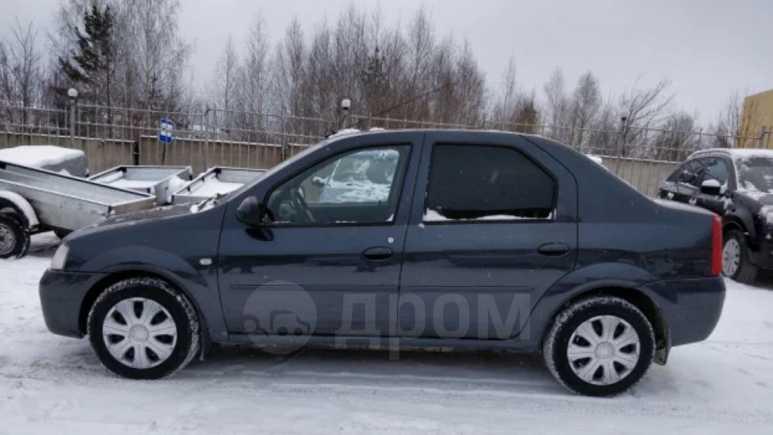 Renault Logan, 2007 год, 223 000 руб.