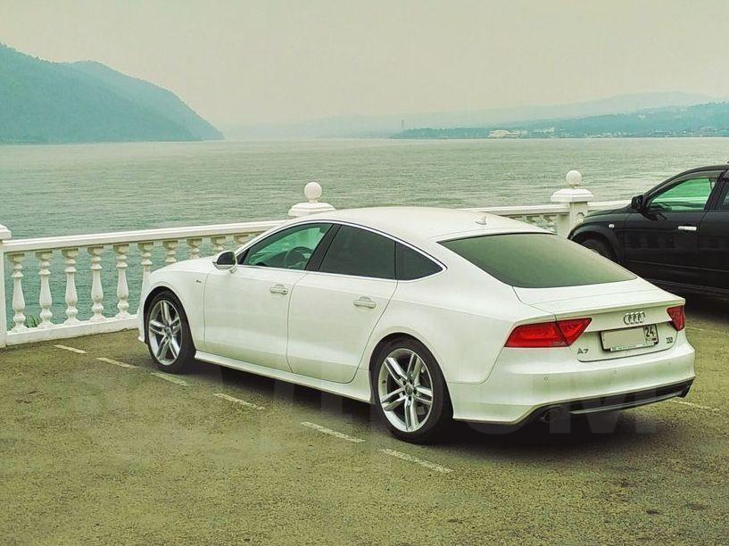 купить авто ауди а7 2011 в красноярске коротко об автомобиле 4