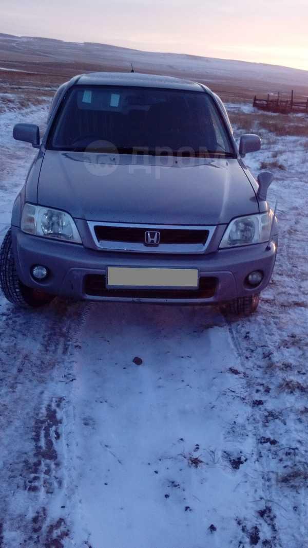 Honda CR-V, 2001 год, 418 000 руб.