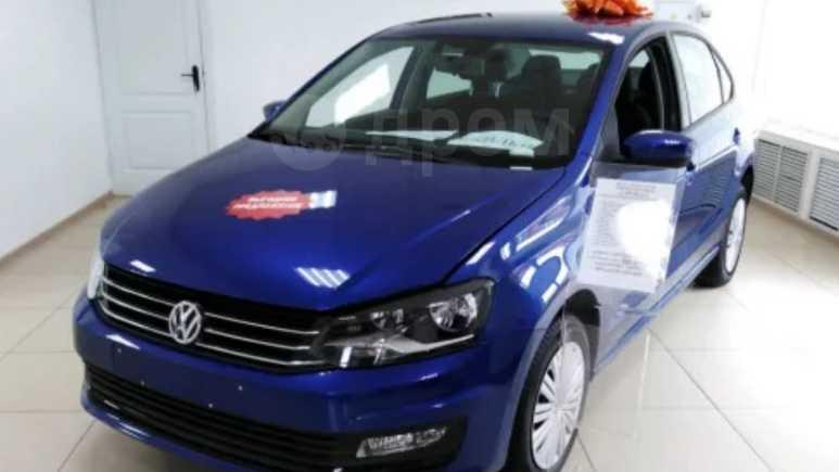 Volkswagen Polo, 2018 год, 760 000 руб.
