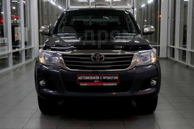 Toyota Hilux Pick Up, 2015 год, 1 497 000 руб.