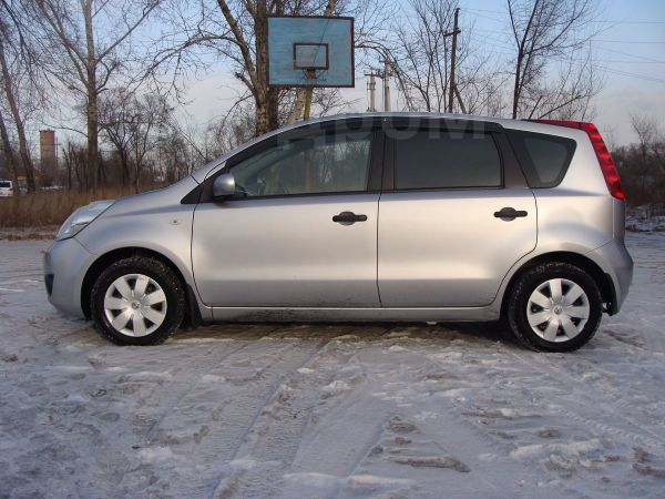 Nissan Note, 2009 год, 355 000 руб.