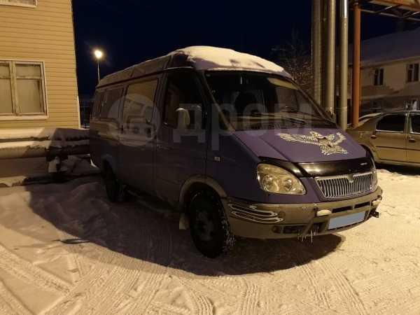 ГАЗ 2217, 2004 год, 150 000 руб.