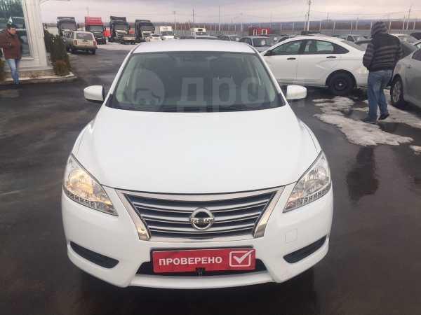 Nissan Sentra, 2015 год, 545 000 руб.