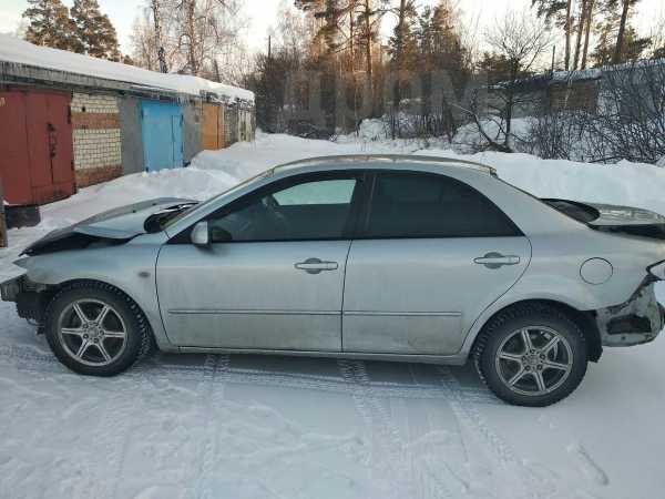 Mazda Atenza, 2003 год, 165 000 руб.