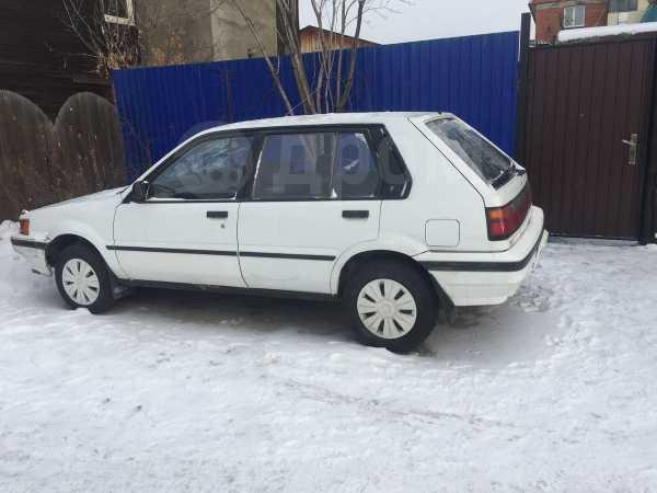Nissan Pulsar, 1986 год, 60 000 руб.