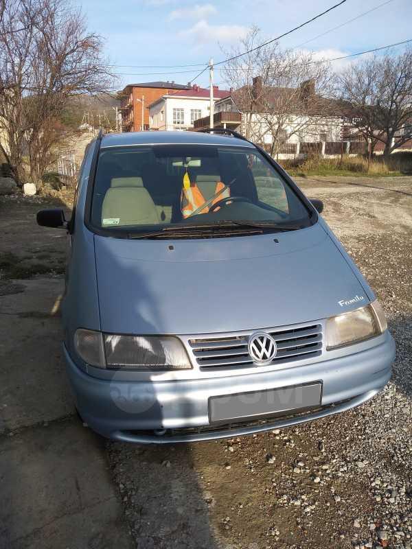 Volkswagen Sharan, 1999 год, 310 000 руб.