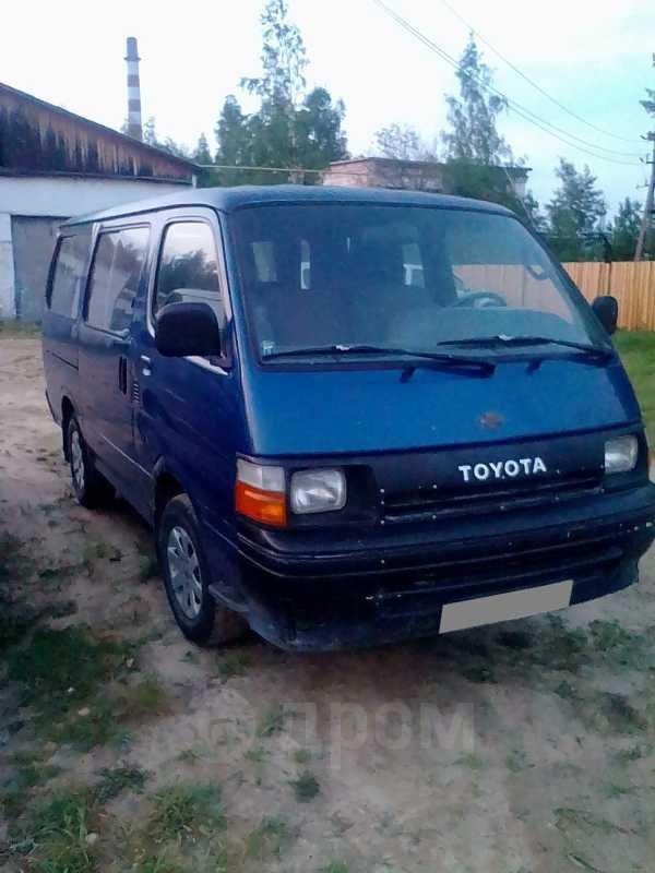 Toyota Hiace, 1992 год, 165 000 руб.
