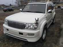 Артём Land Cruiser 1998