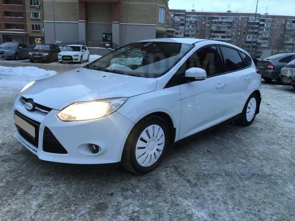 Ford Focus, 2014 год, 560 000 руб.