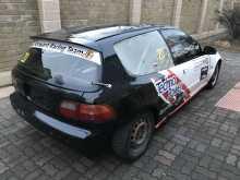 Уссурийск Civic 1995