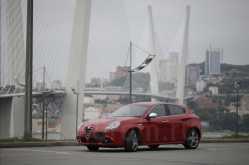 Владивосток Giulietta 2013