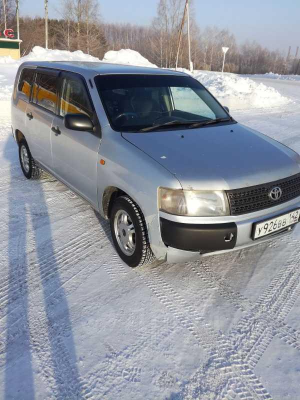 Toyota Probox, 2002 год, 195 000 руб.