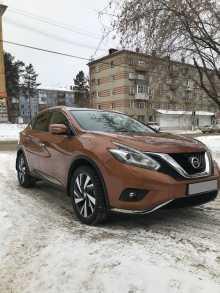 Иркутск Nissan Murano 2016