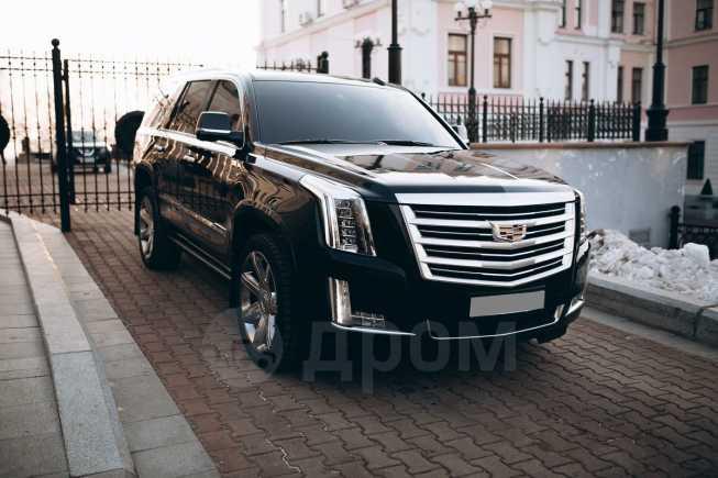 Cadillac Escalade, 2015 год, 3 999 999 руб.