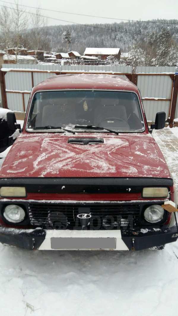 Лада 4x4 2121 Нива, 2007 год, 250 000 руб.