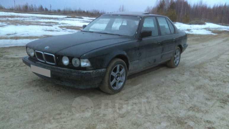 BMW 7-Series, 1990 год, 200 000 руб.