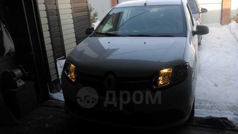 Renault Logan, 2015 год, 480 000 руб.
