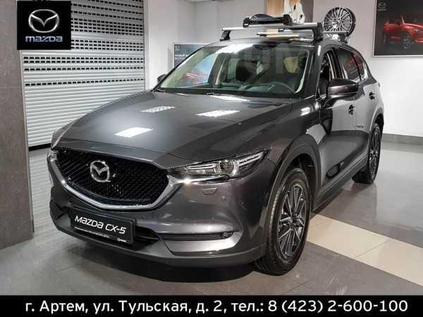 Mazda CX-5, 2018 год, 2 135 000 руб.