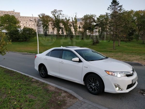 Toyota Camry, 2014 год, 1 500 000 руб.