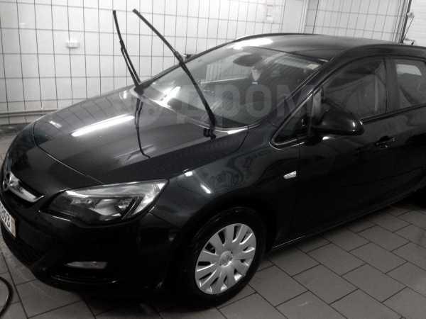 Opel Astra, 2014 год, 689 000 руб.