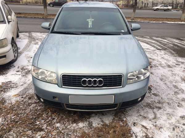 Audi A4, 2003 год, 248 000 руб.