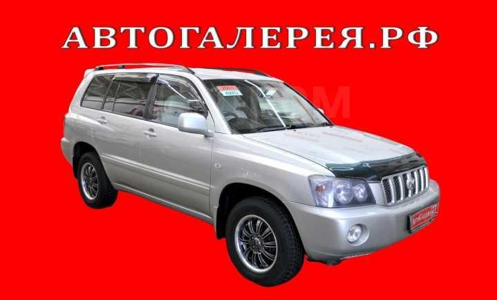 Toyota Kluger V, 2001 год, 648 000 руб.
