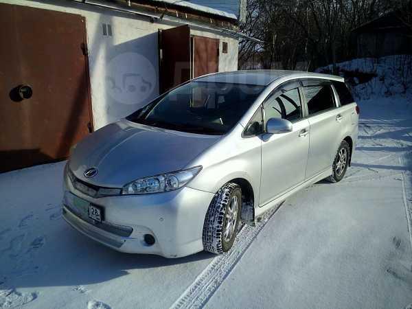 Toyota Wish, 2012 год, 725 000 руб.