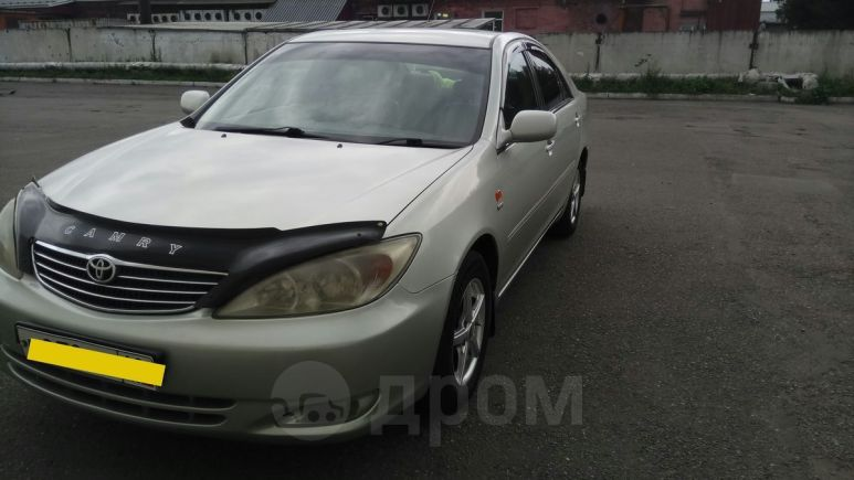 Toyota Camry, 2002 год, 414 000 руб.